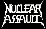 Band Logo for NUCLEAR ASSAULT