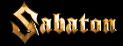 Band Logo for SABATON