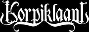 Band Logo for KORPIKLAANI