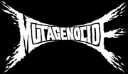 Band Logo for MUTAGENOCIDE