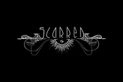 Band Logo for SCARRED