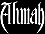 Band Logo for ALUNAH
